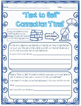 """""""100th Day of School"""" Student Social Emotional Learning Activity"""