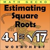 #108 - Estimating Decimal Square Roots