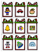 FREE! Christmas Tots! Letter-Sound Picture Match