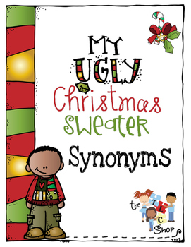 FREE! My Ugly Christmas Sweater - Synonyms