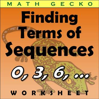 #140 - Finding Terms of Sequences Riddle
