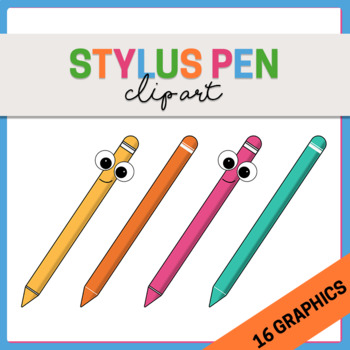 school clipart stylus pens technology computer science tpt school clipart stylus pens technology computer science