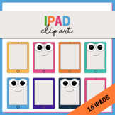 School Clipart - iPad {Technology/Computer Science}