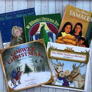 Interactive Read Aloud Lessons & Paired Nonfiction Passages December