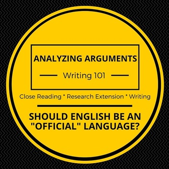 Beyond Compare and Contrast: Analyzing Arguments for ELA 9-12