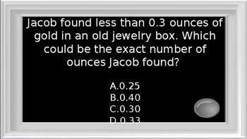 #2 - 5th Grade Jeopardy Game - NEW TEKS - 2017
