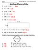 #2 Computation, Area, Perimeter, Data Analysis, Probabilit
