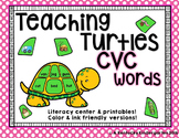 Teaching Turtles: CVC Words