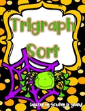 {$2 Deal} Halloween TRIGRAPH Sort (Three Letter Blends)