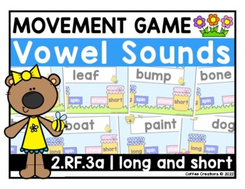2.RF.3a - Long and Short Vowels Movement