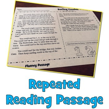 Reading Comprehension Passage with Questions: #2 Rhyming Fun Reading Comp.