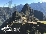 *2 for 1 PHOTO: Machu Picchu & Cusco, Peru (Spanish label)