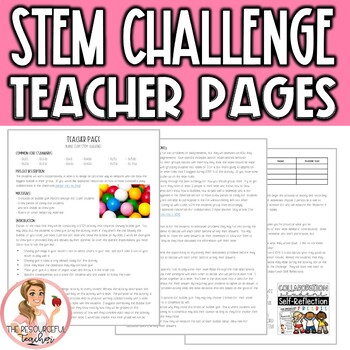 STEM Challenge | Bubble Gum Challenge | Back to School