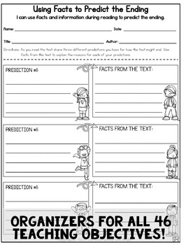Guided Reading Lesson Plans Level G
