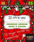 """22 otra vez"" Intermediate Digital Escape Room & More Incl"