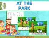 READER BOOK - AT THE PARK
