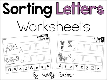 Sorting Uppercase and Lowercase Letters