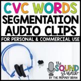 Segmentation Audio Clips | CVC Words