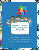 """26 Popular Children's games from around the world"" - PDF"