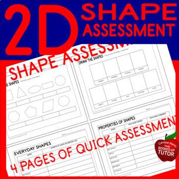 {2D SHAPE} {2D shape ASSESSMENT} {2D shape attributes}