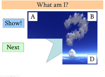 ▶️2D Shape Guessing Game - Picture and Word Prompts - Grades K-1 - PowerPoint