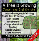 A Tree is Growing Ultimate Pack: Third Grade Journeys