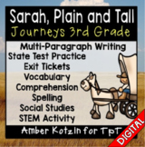 Sarah, Plain and Tall Ultimate Pack: Third Grade Journeys