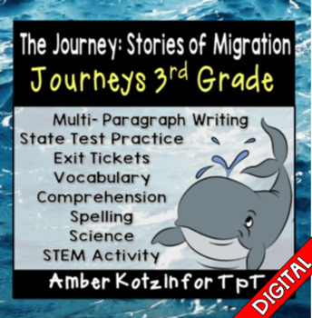The Journey: Stories of Migration Ultimate Pack