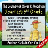 The Journey of Oliver K. Woodman Ultimate Pack