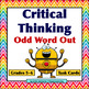 THINKING SKILLS BUNDLE •  GRADES 5–8