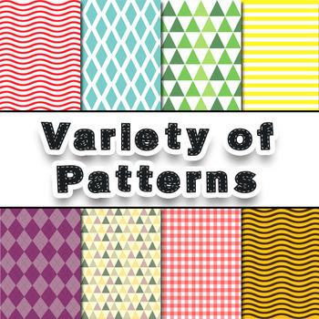 [350+] Digital Paper Bundle (Papers for Backgrounds & Designs)
