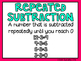 (3rd Grade) Envision Math Vocabulary Posters: Topic 7