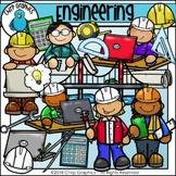 Engineering Clip Art Set - Chirp Graphics