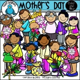 Mother's Day Clip Art Set - Chirp Graphics
