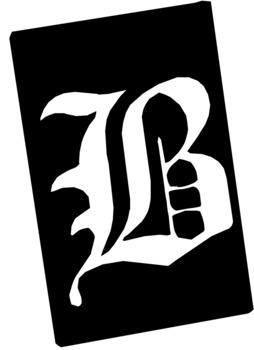 Printable Bulletin Board Letters - FALL - 3