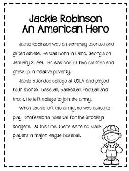 '42' Jackie Robinson An American Hero
