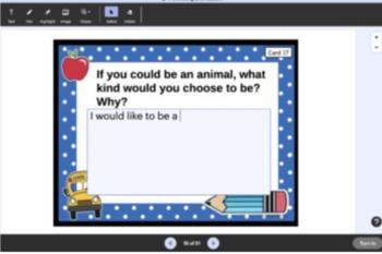 Google Classroom  Activities READING & MATH GREAT BIG GIANT BUNDLE