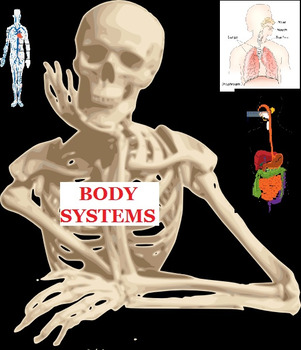 (45% off retail) Human body systems GROWING Bundle!
