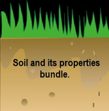 (45% off retail) Properties of soil and how it's made GROW
