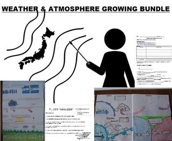 (45% off retail) Weather & atmosphere GROWING bundle!
