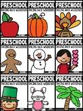 Taking Back Weekends Bundle (Preschool, TK, Sped, Kindergarten)