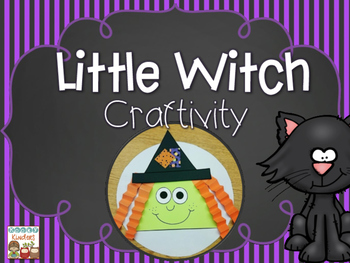 Little Witch Craftivity