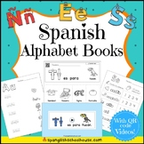 Spanish Alphabet Book and Video Bundle