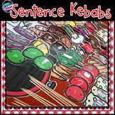 Sentence Kebabs- English