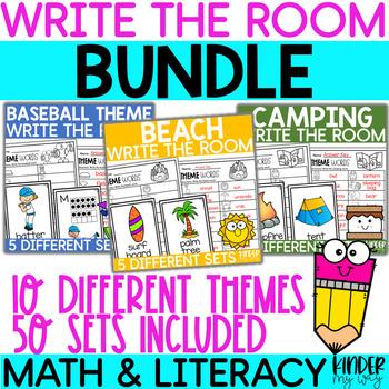 Write the Room - The Bundle