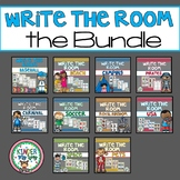 Write the Room Kindergarten - The Bundle