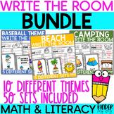 Write the Room Kindergarten - The Bundle