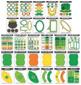 St. Patrick's Day Decor Party Pack {Zip-A-Dee-Doo-Dah Designs}
