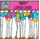 Birdy Long Legs {P4 Clips Trioriginals Digital Clip Art}