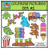 Counting Pictures Set #2 {P4 Clips Trioriginals}